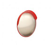Miroir de sécurité VISO - polycarbonate - Ø600 mm - M600