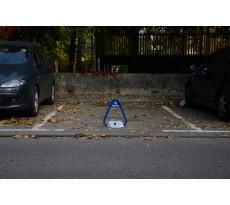 Arceau de parking solaire intelligent Parklio STOP PARK - PARKLIO