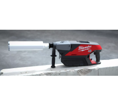 Carotteuse 150mm MX FUEL MILWAUKEE - batterie + chargeur + bâti - 4933478165