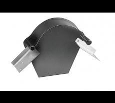 Fronton libre VmZINC - pour faîtage à ventilation - 206372000