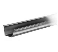 Gouttière moulurée anthra-zinc VM BUILDING - ép.0.65 mm - lg 4m  - 205098000