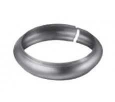 Bague simple Zinc naturel Ø120 mm VM Building - 205932000