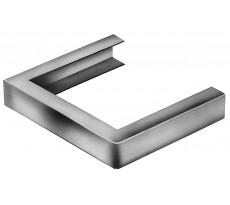 Bague carrée zinc naturel VM Building - 80 mm - 205960000