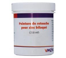 Peinture de retouche zinc VmZINC
