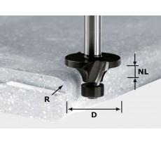 Fraises à moulurer HW avec queue de 12 mm FESTOOL HW R3/D22 ss S12 - 492681