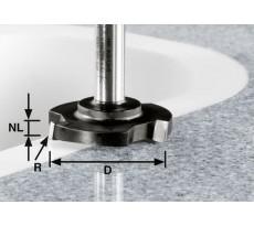 Fraise à surfacer HW avec queue de 12mm FESTOOL HW D 52/R1ss S12 - 492701