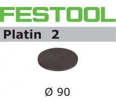 Abrasif pour ponçeuse FESTOOL Platin 2 - Ø 90 mm