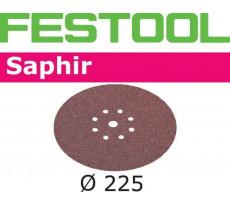 Abrasifs FESTOOL STF D225/8 P24 SA/25 - 495174