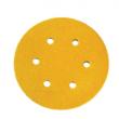 Disque abrasif SIA avec 6 trous d'aspiration - Spécial bois