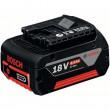 Batterie BOSCH 18V 6.0Ah Li-Ion - 1600A004ZN
