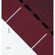 Bardeau bitumé Sopratuile SOPREMA - terre cuite - paquet de 21 soit 3.05m² - 00033950 / TER