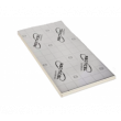 Panneau isolant RECTICEL 2400x1200 ép.140 mm Eurotoit - 6446820000000021