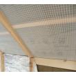Écran pare-vapeur transparent Protect'Vap UBBINK - 3m x 50m - 204122