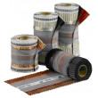Closoir de faitage Ventitop HPI - 350 mm anthracite - 5m - KR1350-0402