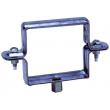 Collier carré 80x80 Quartz Embase 7x150 FRENEHARD - QSFCF1780/CQ