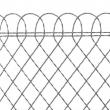 Grillage bordure parisienne BUIG ET VAURY galvanaisé - 30 cm x 25 m - BP2G0.30