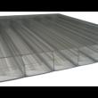 Plaque de polycarbonate  SUNCLEAR - ép.10 mm - 1.05 x 4 m -