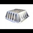 Pare graviers A.F.B - Zinc - 150x150 - EPGZ150150