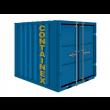 Conteneur de stockage CONTAINEX - CON0004