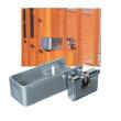 Collier de grille pour cadenas blindé MIDI SARL - 3130677