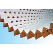 Filtre accordéon Procart pour cabine de peinture PROFILT - 1 x 10 m - CART100