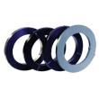 Feuillard pour cerclage CERCLEUROP - acier bleui - 12352