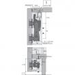 Kit WingLine 770 HETTICH - Droite - 70969