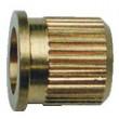 Douille crantée QDRC - Ø 8 mm - trou 6 - 9012AS12