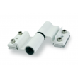Paumelle Velox Top 5500I FAPIM 2 lames EL 17mm - Blanc 9010 - 5520_32