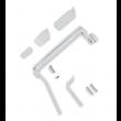 Sélecteur de fermeture 8545 FAPIM - blanc ral9010 - 8545_32