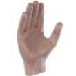 Boîte de 100 gants vinyle SINGER - taille L 8-9 - AUU200089