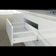 Casserolier Arcitech HETTICH - Tringle - h218/126mm - blanc - sans coulisse - DIVE001