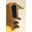 Joint sur ouvrant SP512F Noir KISO L.5 x P.8 x H.12 mm - Rouleau 180 m -  SP512FNOIR