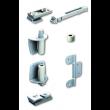 Système coulissant MANTION - portes pliantes - 5300 - 486000
