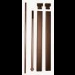 Serrure horizontale Horga THIRARD - 3 points - 047