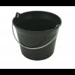 Seau noir 11 L MOB GROUPE - 341