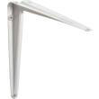 Console tôle emboutie TORBEL - Époxy - blanche - 810900