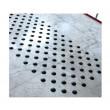 Plots podotactiles DINAC Granuo - Ø 25 mm - Anthracite - Adhésifs - 3 plaques de 50 plots - 102284D