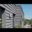 Façade contemporaine VM ZINC ZIN CLIN