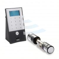 Serrure électronique pour porte Secuentry Easy 5602 Fingerprint BURG WAECHTER - 56022
