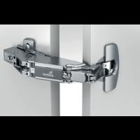 Charnière HETTICH Sensys 8657i - Base 3 mm TH 52 - À visser - 9099550