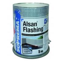 Résine d'étanchéité Alsan Flashing SOPREMA - bidon 2.5 kg - 33996