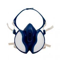 Demi-masque 4255 filtres intégrés FFA2P3R 3M - K4255
