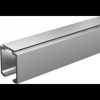 Rail alu pour SAF40/SAF80 MANTION SAS - Pour porte 40/80 Kg - L.2 m - 11108/200