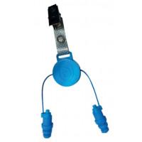 Bouchons d'oreilles Eartech Access 25 AI Bleu AUDITECH - ACCESS25AI_B