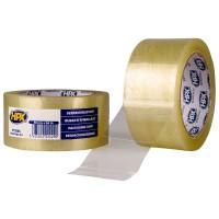Ruban adhésif d'emballage Transparent 50mm x 66m HPX - VT5066
