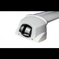 Fap fluid coupe feu blanche 1 pt lateral l.900mm fl1090-03-0a