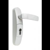 Module extérieur pour Fluid - Béquille réversible débrayable blanc verrouillable JPM - EN5000-15-0A