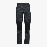 Pantalon cargo DIADORA - gris camouflage - taille M - 702.173172 M