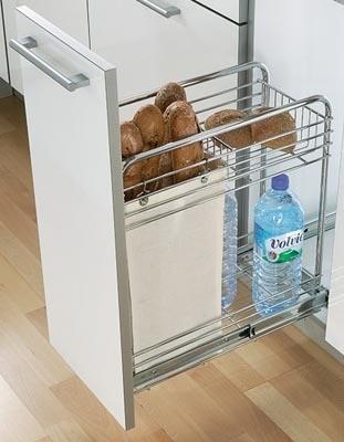 combin pain bouteille hafele 401000 am nagement de cuisine et de meuble ameublement. Black Bedroom Furniture Sets. Home Design Ideas